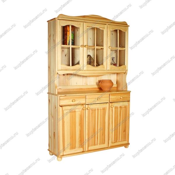 Шкаф для посуды на дачу