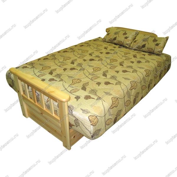 Кровать диван с матрасом